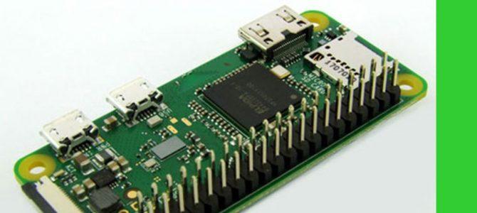 Raspberry Pi Zero WHにFFmpegをインストール